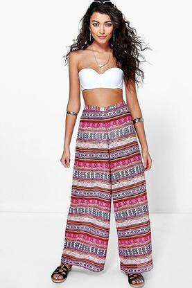 Daisy Aztec Edge Beach Trouser