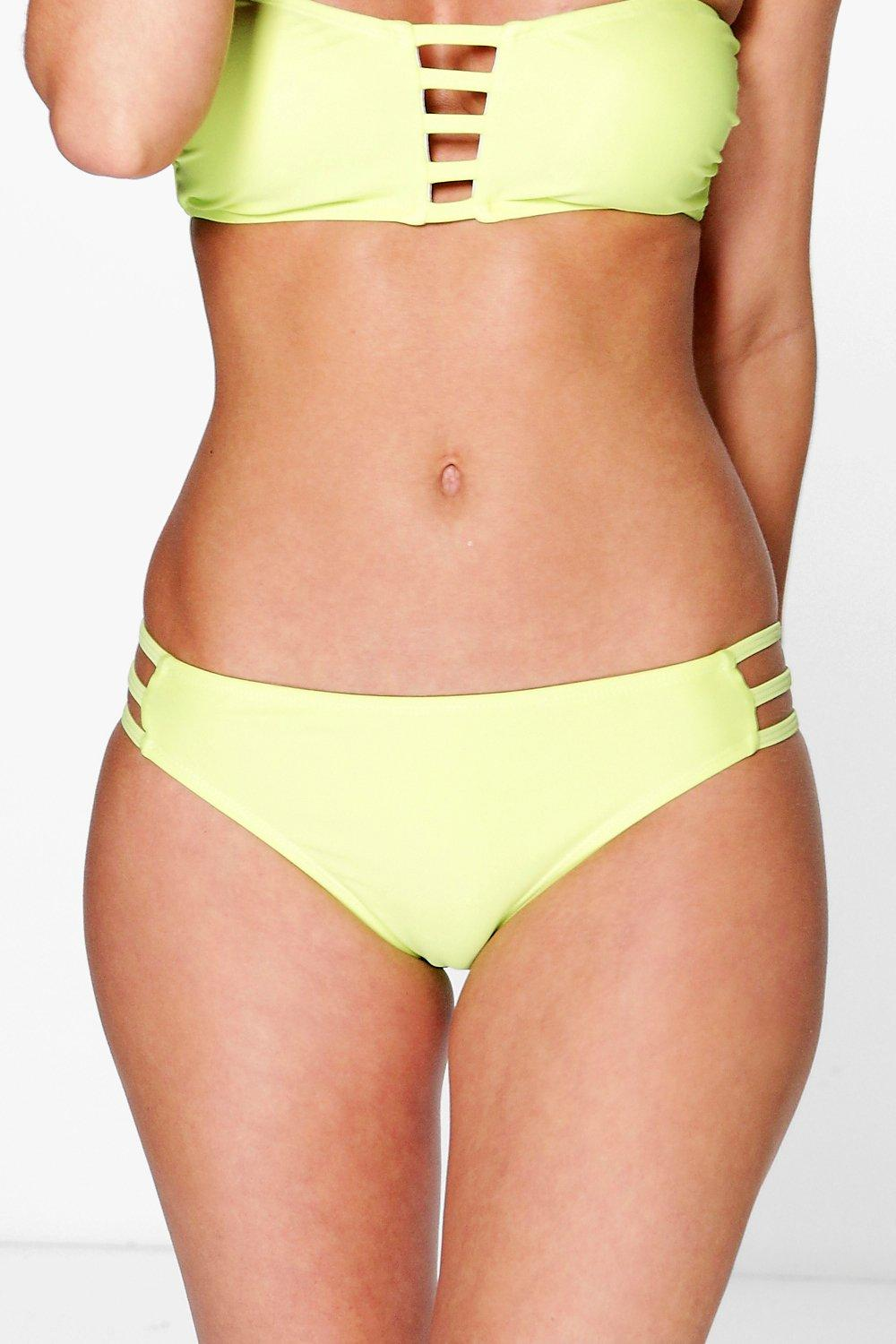 Taipei Mix And Match Strappy Bikini Brief