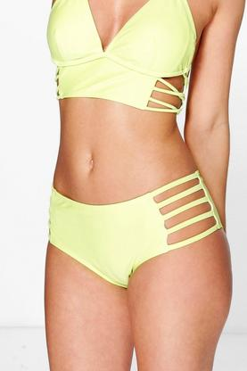 Stockholm Mix And Match Strappy Bikini Brief