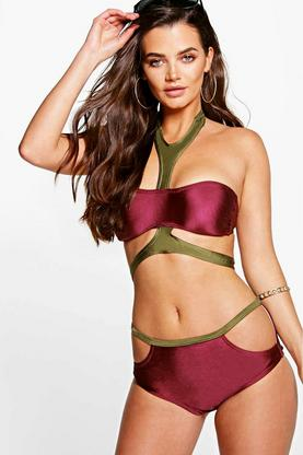 Chicago Harness Cut Out Bikini
