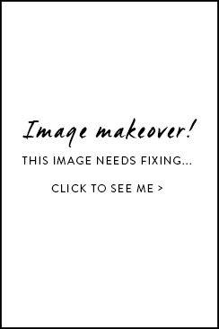 Product photo of Rainbow print fringe bandeau bikini multi
