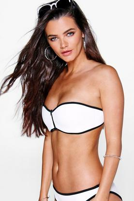 Peru Neoprene Mix And Match Bandeau