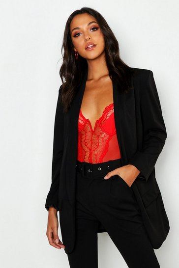 Black Tall Tailored Blazer
