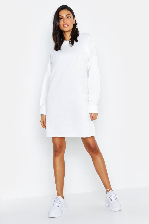 Купить К нам поступают платья, Из коллекции <Tall> Спортивное платье оверсайз, boohoo