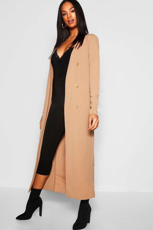 Купить Coats & Jackets, Tall - на пуговицах спереди Жакеты Duster, boohoo