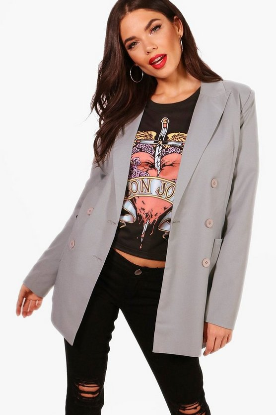 Blazer Double boutonnage Tall