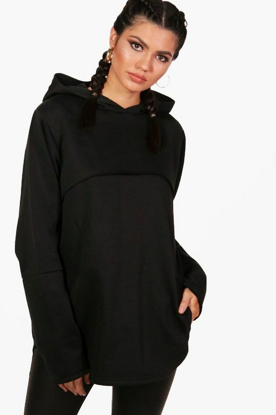 Tall Double Layer Hoodie