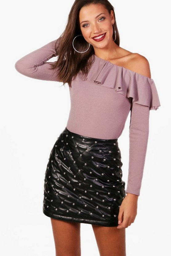 Tall Kara One Shoulder Jumper