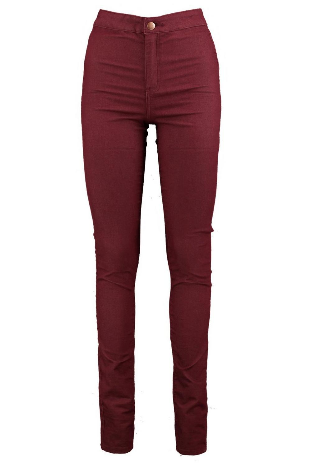 "Tall Lara 38"""" Leg High Waist Jeans"