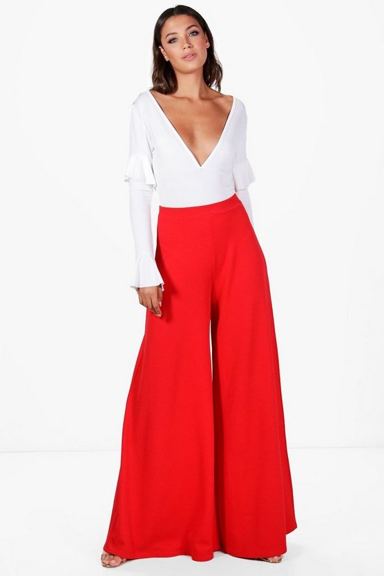 Tall Harriet Extreme Wide Leg Trouser