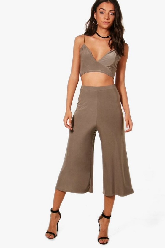 Tall Nala Culotte & Bralet Co-Ord