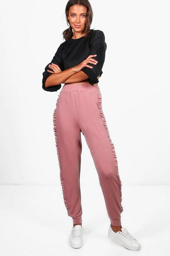 Tall Fiona Frill Detail Trouser