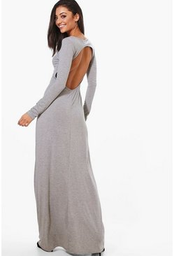 Tall Harriet Open Back Maxi Dress
