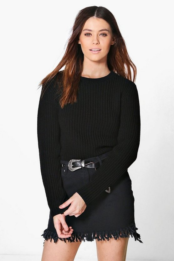 Tall Siah Chunky Knit Jumper