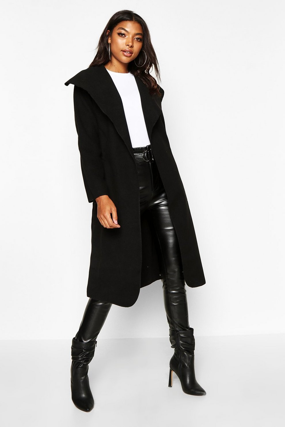Visa Payment Boohoo Tall Shawl Jacket 100% Authentic Cheap Online Clearance Wholesale Price KEQb9J1Hy4