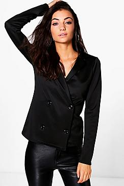 Tall Haidee Double Breasted Blazer Jacket!