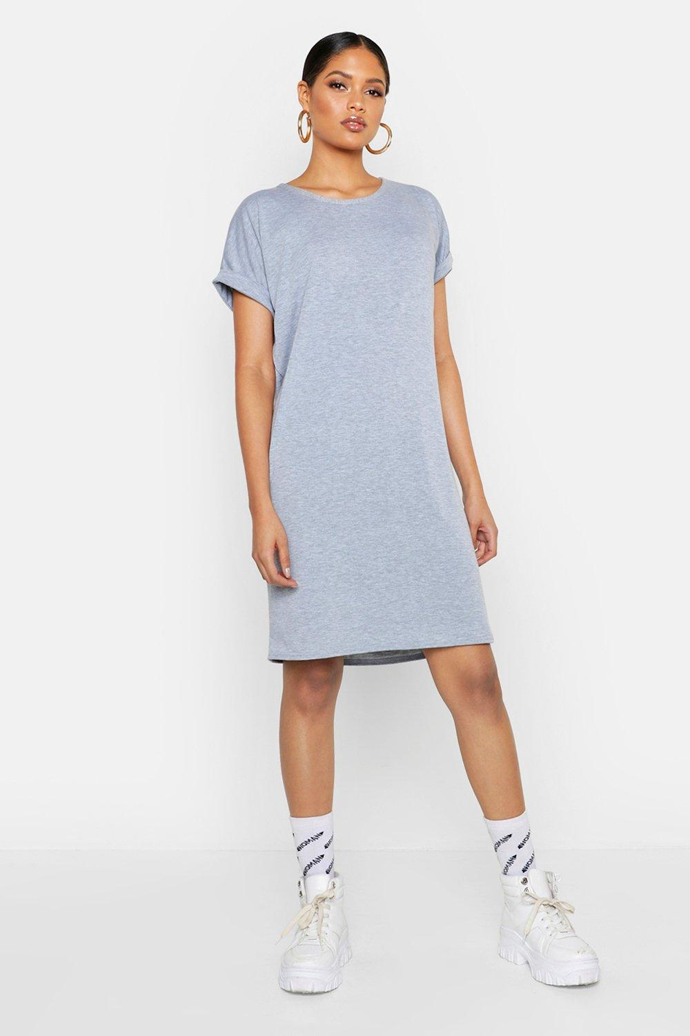 Tall Haidee Oversized T-Shirt Dress