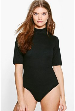 Tall Ruri Rib T-Shirt Bodysuit