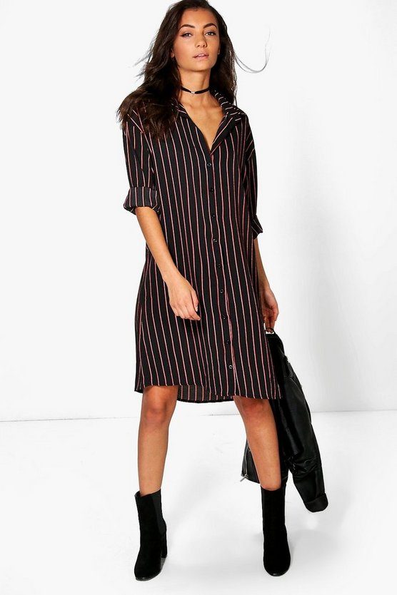 Tall Mikko Oversized Shirt Dress