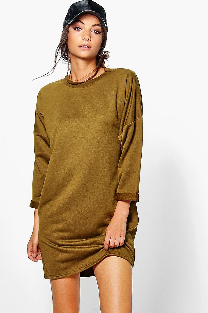 Tall Rainee Oversized Sweat Dress