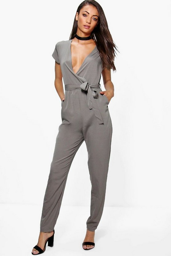 Tall Eliza Woven Jumpsuit