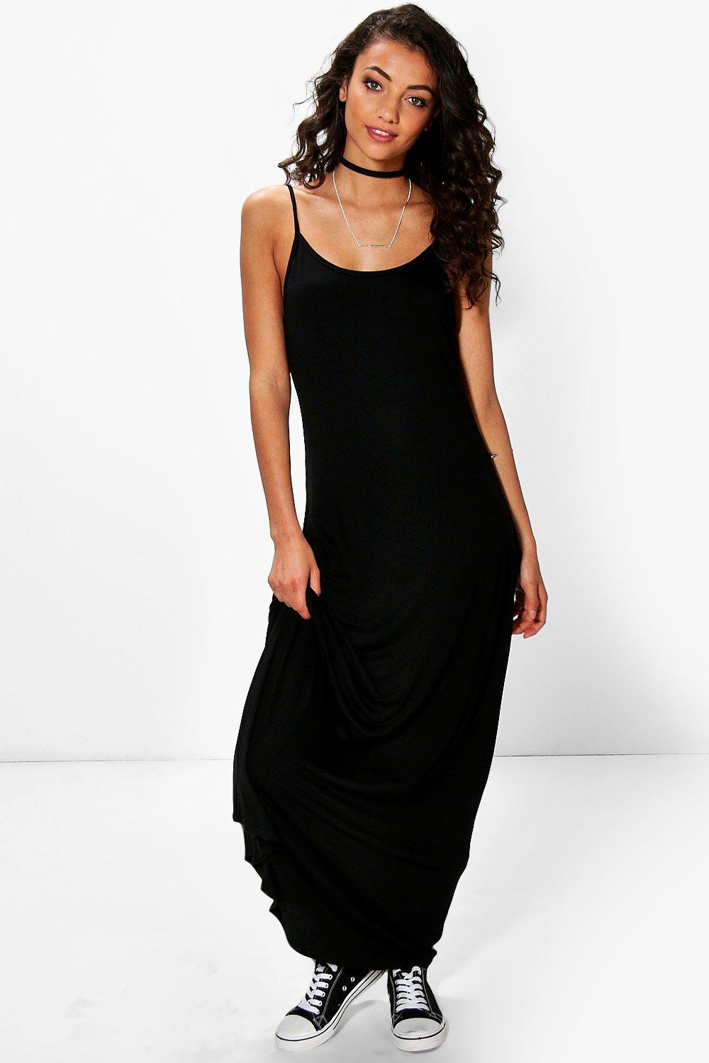 Tall Bella Low Back Maxi Dress