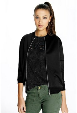 Tall Claudia Ma1 Bomber Jacket