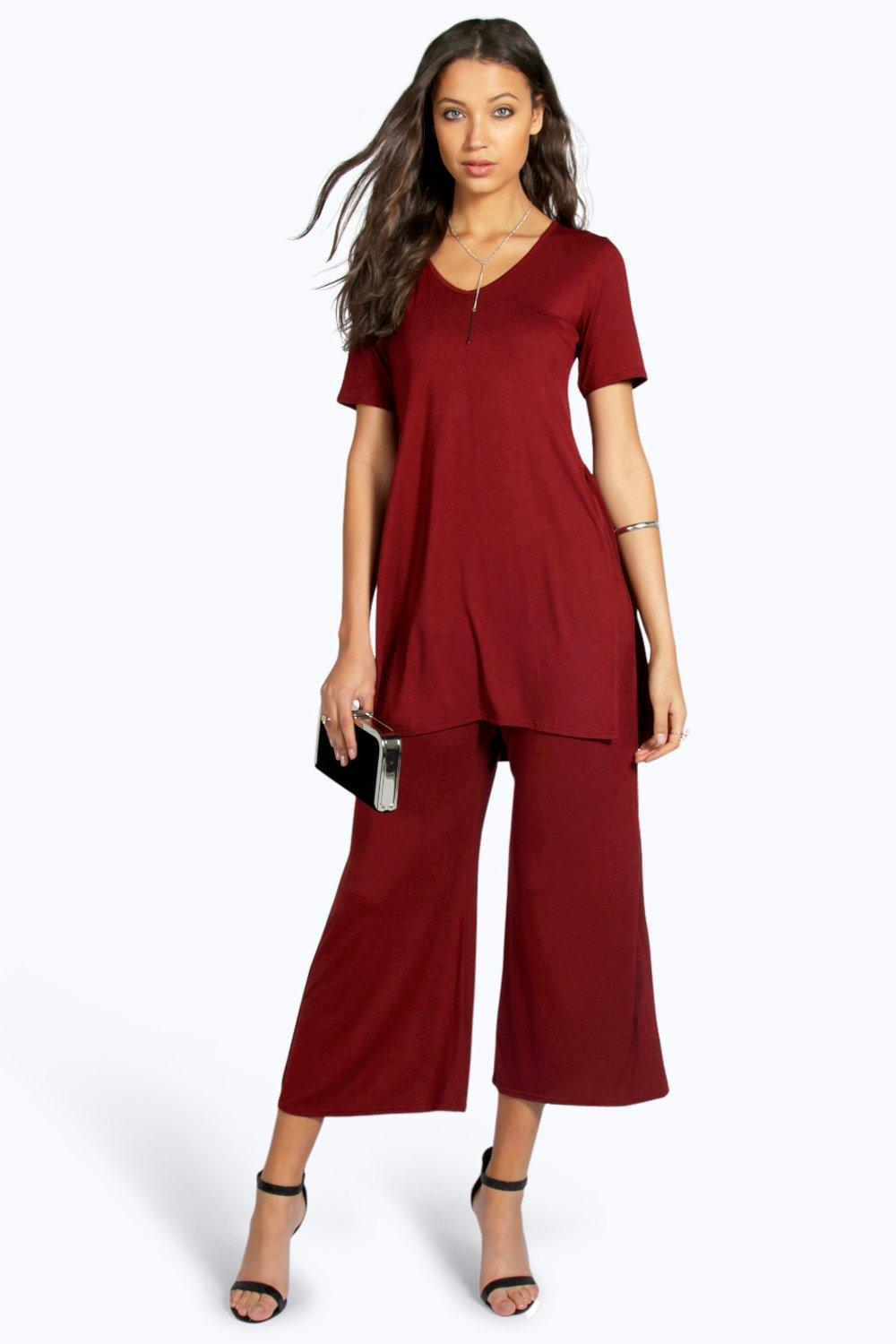 Tall Maisy Culotte Co-Ord Set