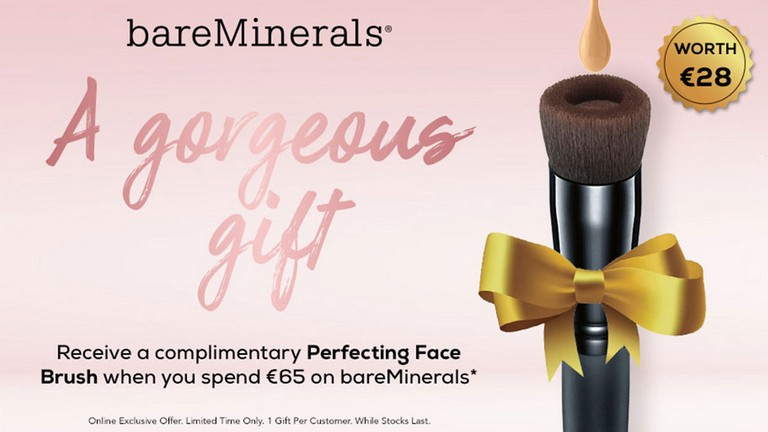 Bare Minerals Gift with Purchase