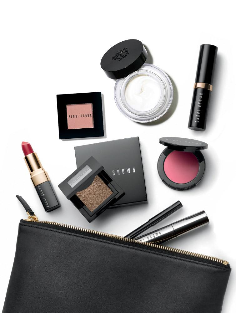 Bobbi Brown make up lessons