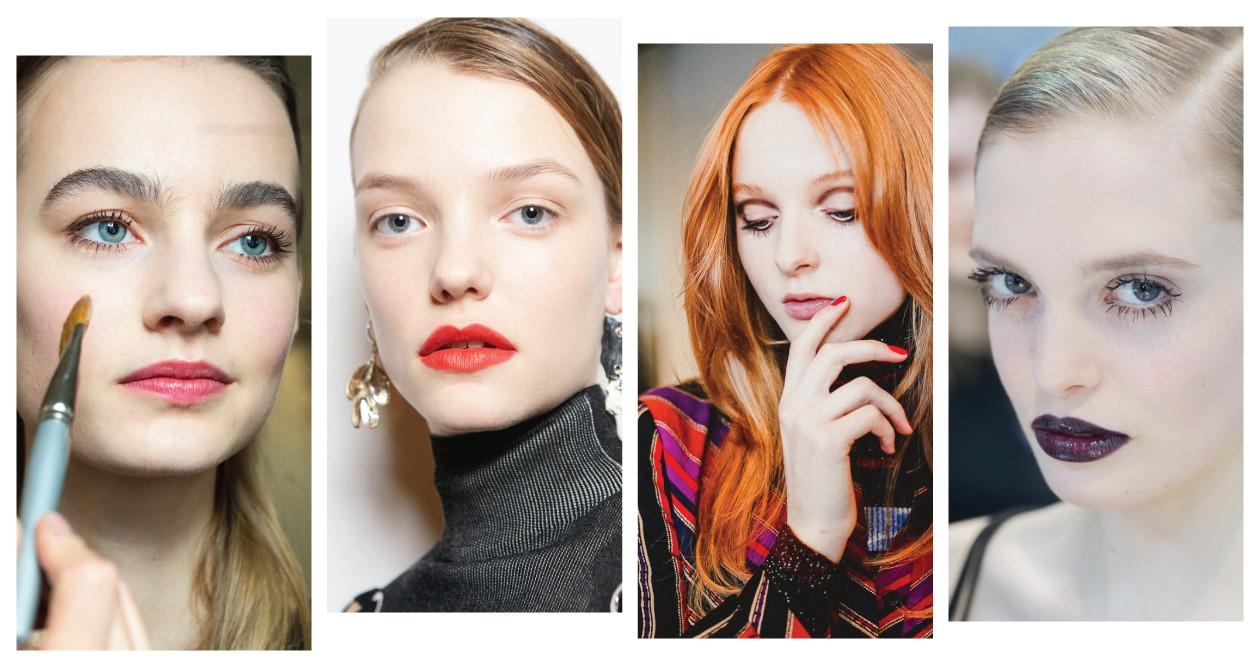 Beauty Trend Report AW16