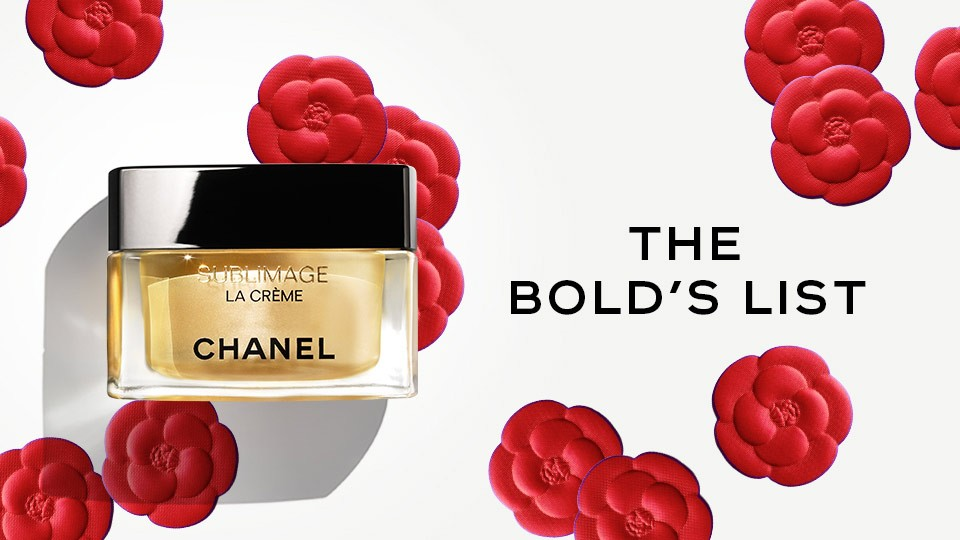 Chanel The Bold List