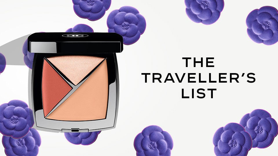 Chanel The Travellers List