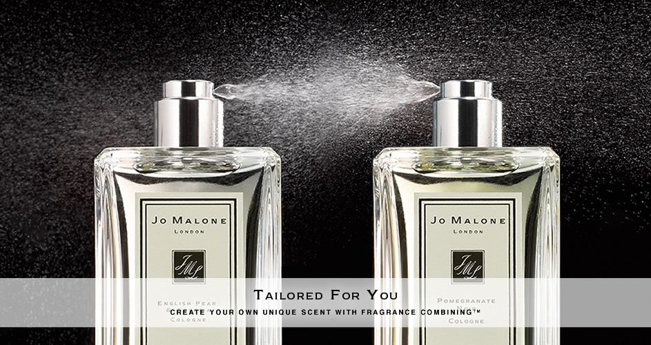 Jo Malone London Fragrance Combining