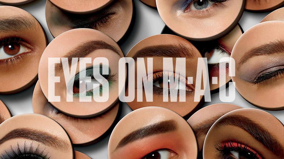 MAC Eyes on MAC