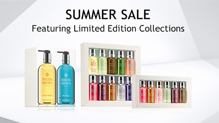 Molton Brown Summer Sale