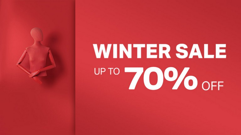EVEN MORE REDUCTIONS: UP TO 70% OFF