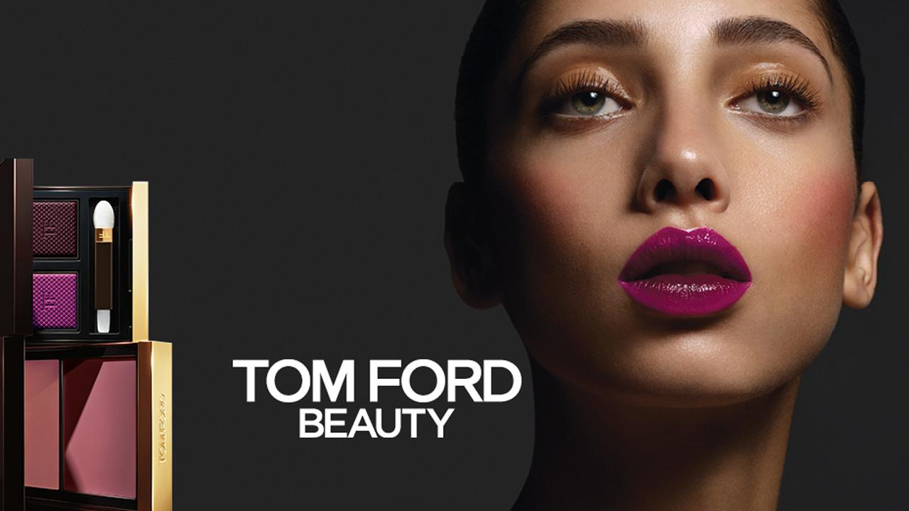 Tom Ford Make Up Brown Thomas