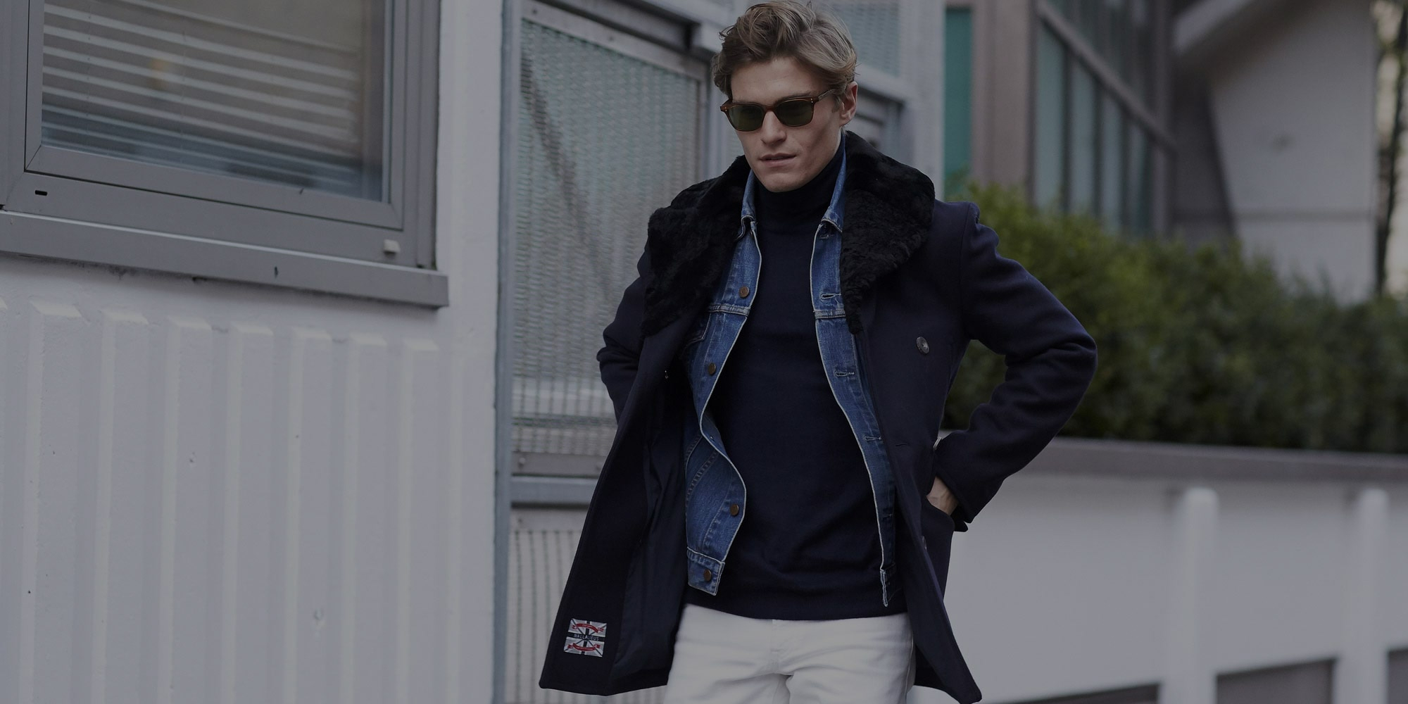 Oliver Cheshire Outerwear