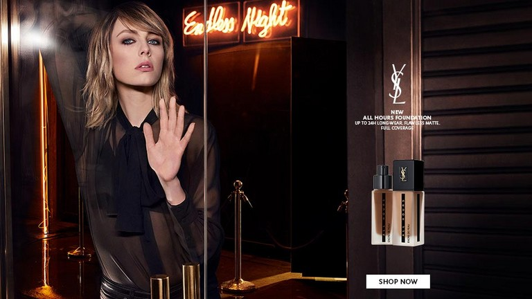 YSL ALL HOURS FOUNDATION
