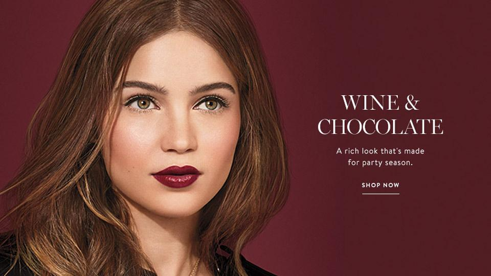 Bobbi Brown Wine & Chocolate