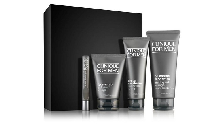 Clinique Skincare for Men Gift with Purchase