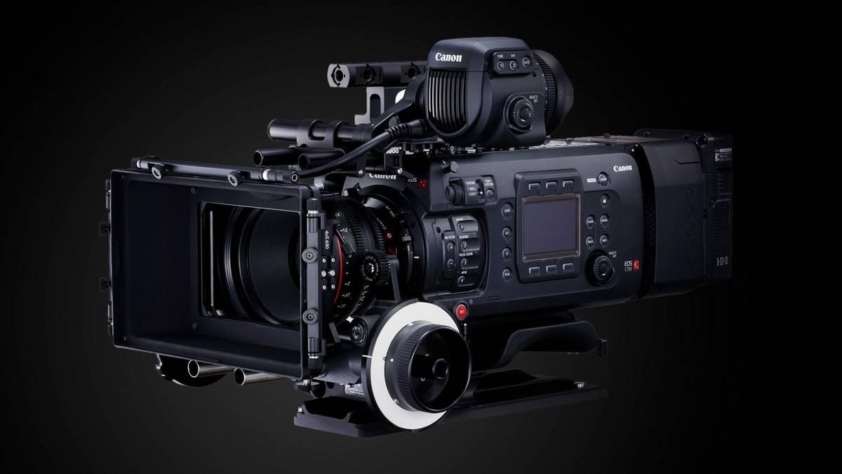 Canon Eos C700 Ff Video Cameras Canon Uk