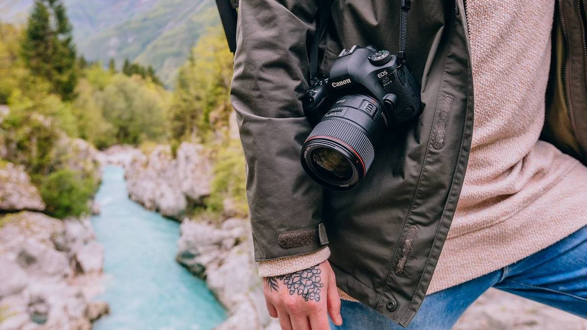 Canon Product Hero