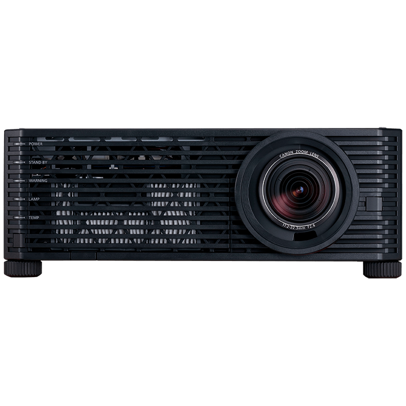 Front product shot of XEED_4K501ST 4K projector