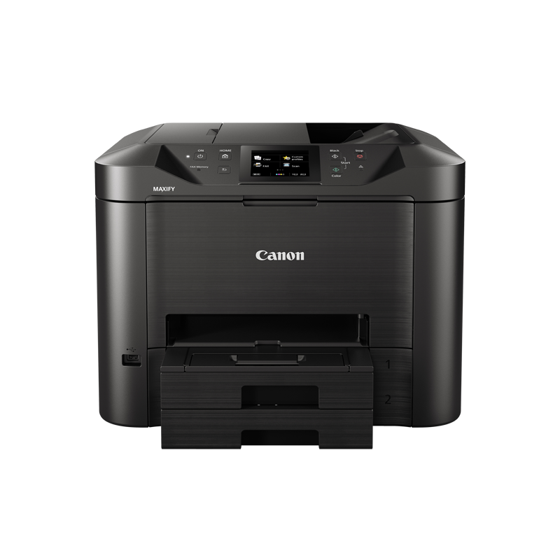 Home and small office printers MAXIFY MB5450 FRT