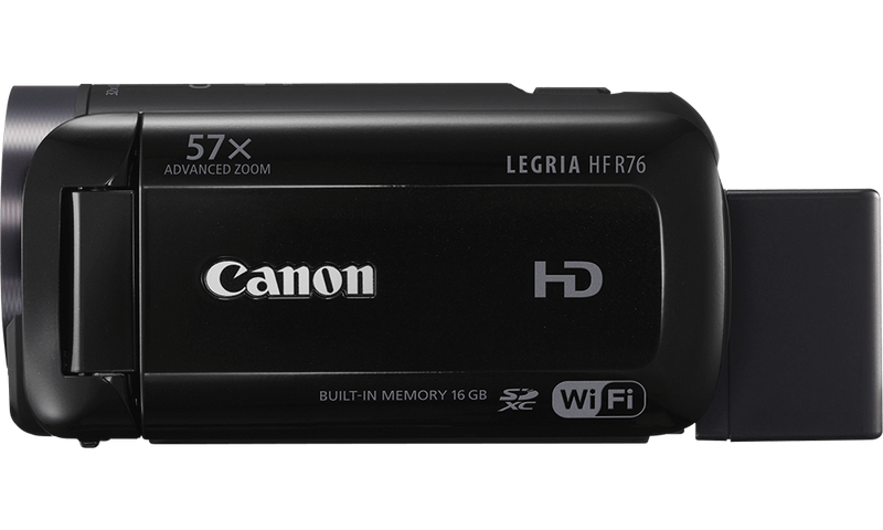 HD Video Cameras & Camcorders - Canon UK