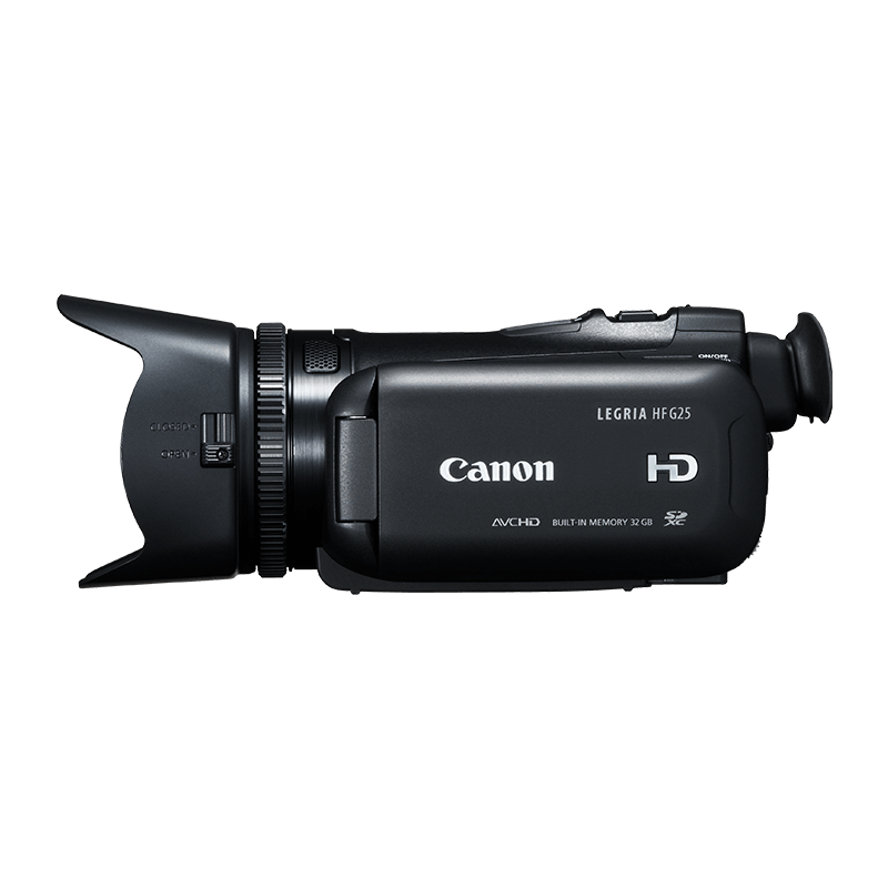 canon legria hf g25 manual