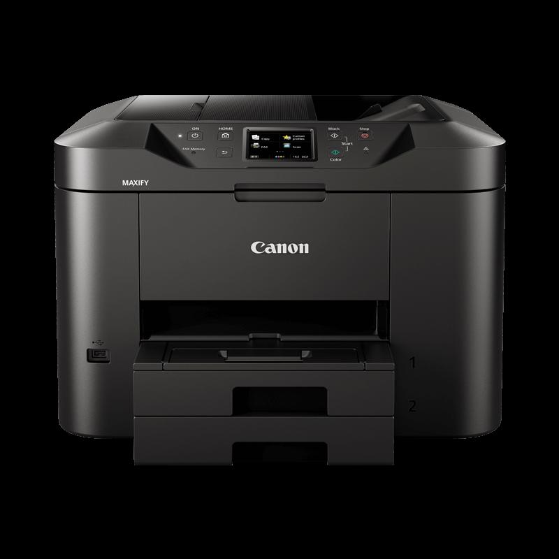 Impresoras en color de oficina todo en uno canon espa a for Impresoras para oficina