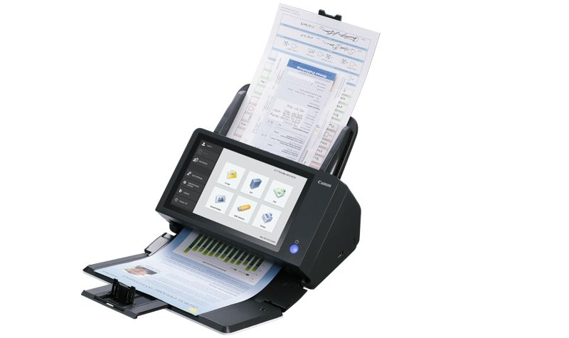 Imageformula scanfront 400 document scanners canon south africa reheart Choice Image